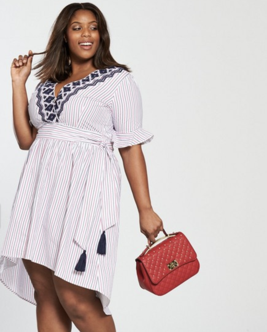 10 Pretty Plus Size Summer Dresses – Plus Size Outfit of the Day