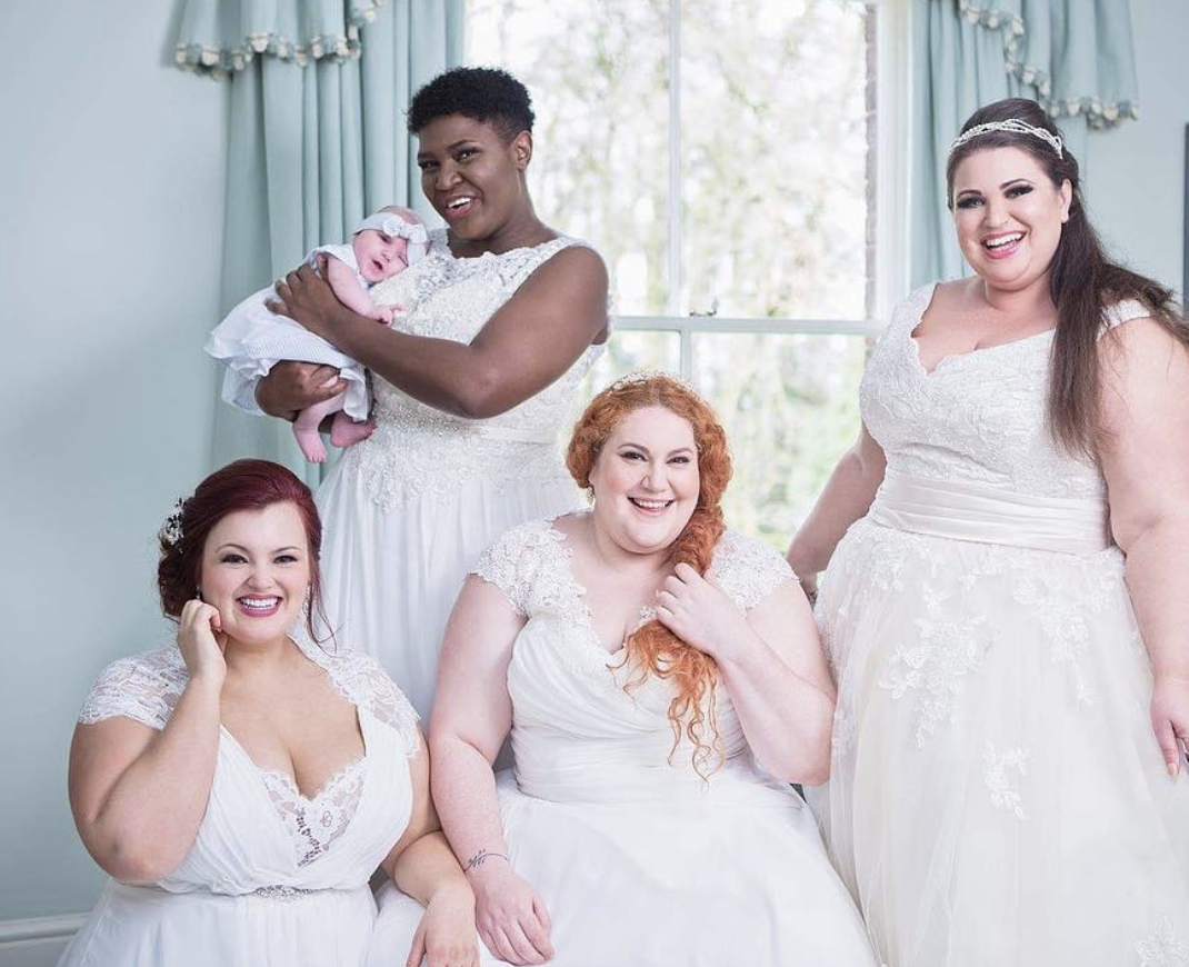 The Best Plus Size Wedding Boutiques In The Uk Plus Size